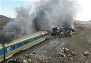 نتیجه بررسی برخورد سانحه دو قطار در سمنان اعلام شد