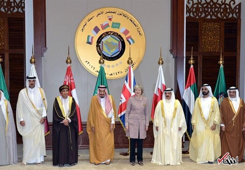 امیر کویت: انگلیس همپیمان تاریخی ما است/ ترزا می: به شورای همکاری برای مقابله با ایران کمک میکنیم