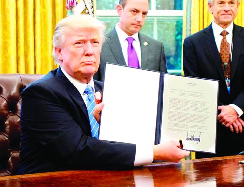 حکم دادگاه عالی آمریکا برای اجرای بخشی از فرمان مهاجرتی ترامپ علیه ایران و 5 کشور مسلمان+جزئیات