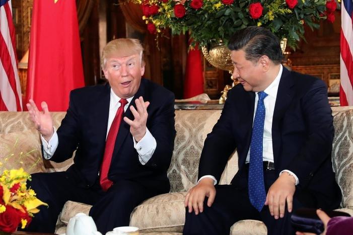 توافق روسای جمهور آمریکا و چین برای اعمال فشار بر کره شمالی