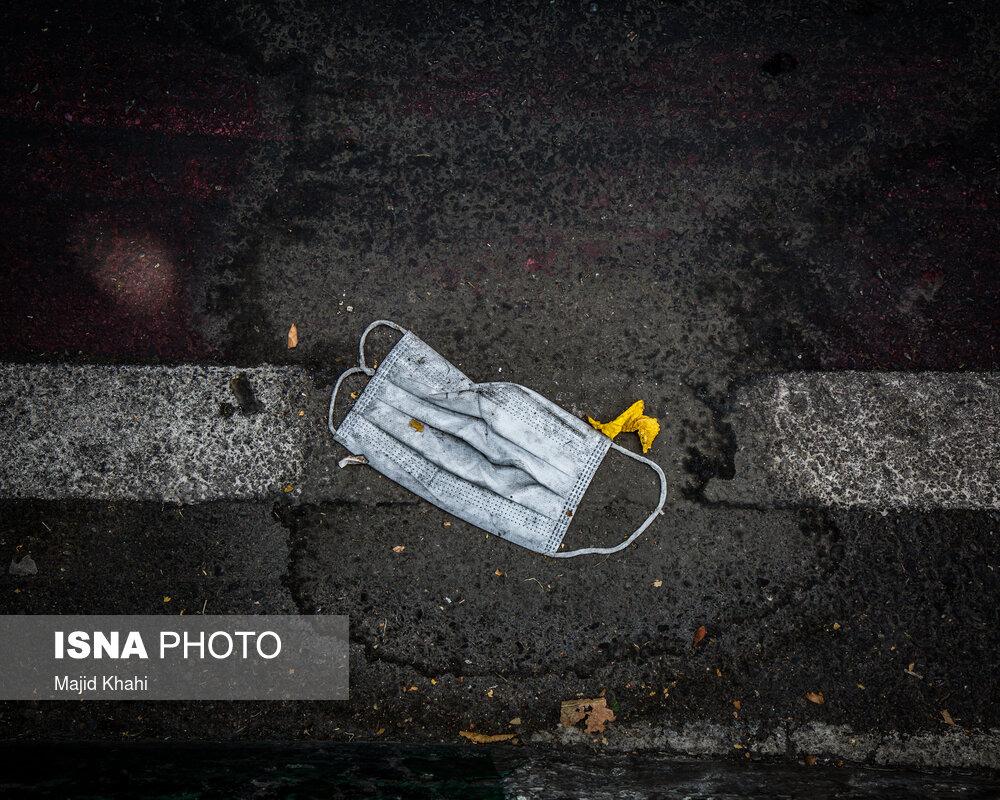 تصاویر: حکومت ماسکها در شهر