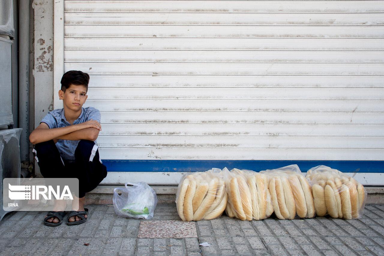 تصاویر: مهارت آموزی نوجوانان در تابستان