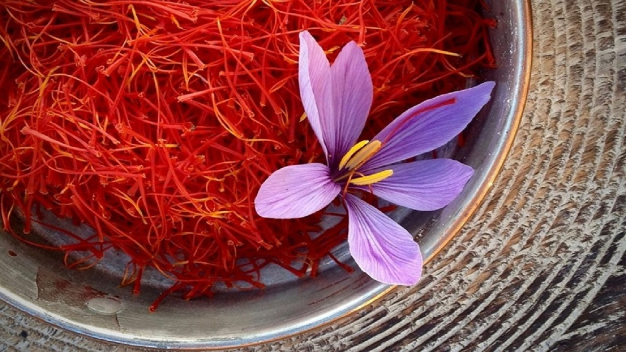 رشد 7 درصدی صادرات زعفران ایران/ حداکثر قیمت هر مثقال زعفران 85 هزار تومان
