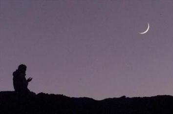 هلال ماه شوال در یزد رویت شد