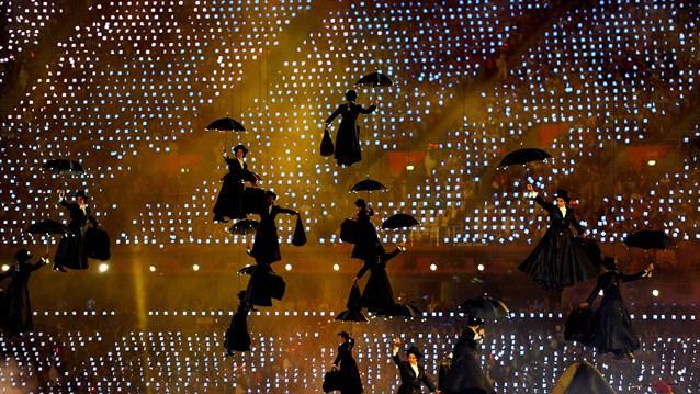23984 281 تصاویر شگفت انگیز از افتتاحیه المپیک لندن