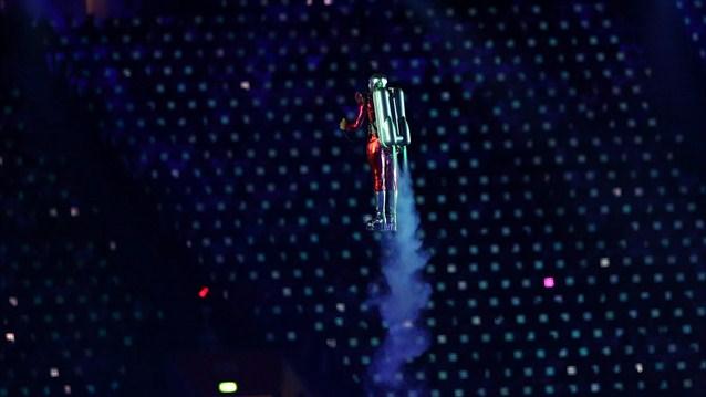 23995 790 تصاویر شگفت انگیز از افتتاحیه المپیک لندن