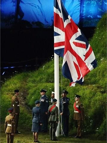 24000 709 تصاویر شگفت انگیز از افتتاحیه المپیک لندن