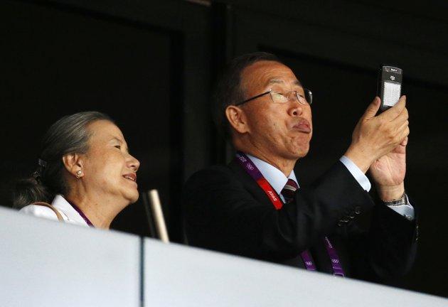 24001 409 تصاویر شگفت انگیز از افتتاحیه المپیک لندن