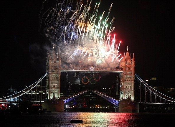 24006 927 تصاویر شگفت انگیز از افتتاحیه المپیک لندن
