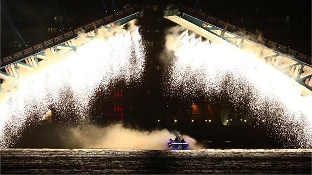 24007 937 تصاویر شگفت انگیز از افتتاحیه المپیک لندن