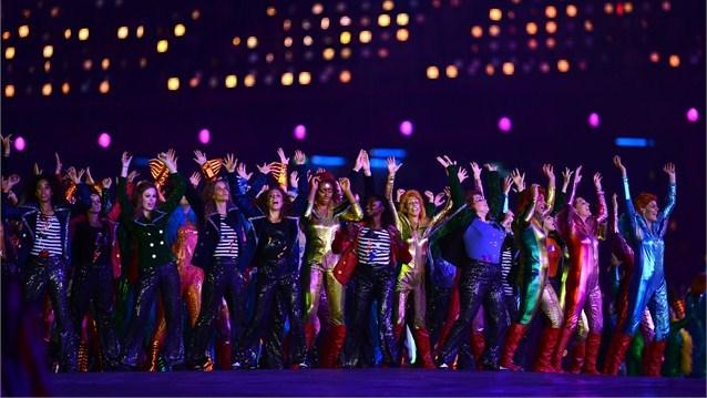 24020 744 تصاویر شگفت انگیز از افتتاحیه المپیک لندن