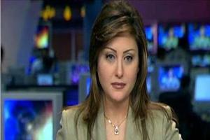 مجری زن سوری