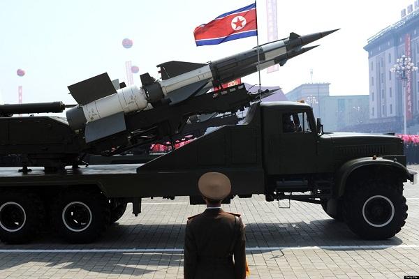 Image result for کره شمالی آماده جنگ با ایالات متحده آمریکا است