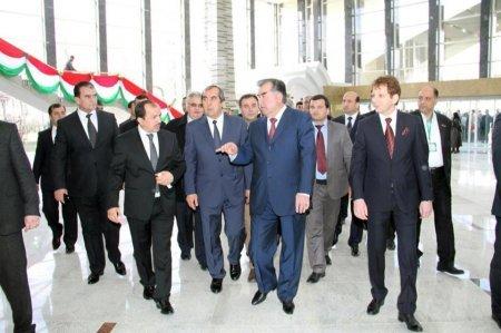 تبانی بابک زنجانی و رئیس جمهور تاجیکستان برای فریب بانک مرکزی ایران