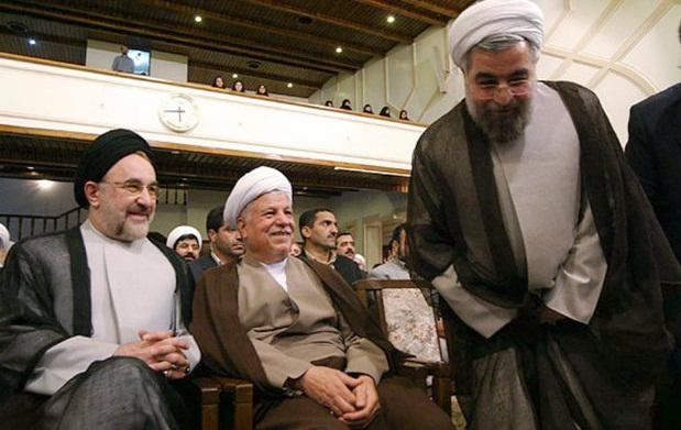 وزیر دولت اصلاحات :  اطرافیان روحانی برای حضور او در جایگاه جانشینی رهبری ب ...