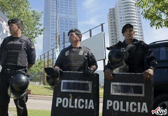 ا اج دیپلمات ارشد ایرانی از اروگوئه به جرم تلاش برای منفجر سفارت !