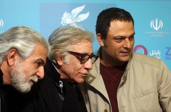 تصاویر : هفتمین روز سی و سومین جشنواره فیلم فجر