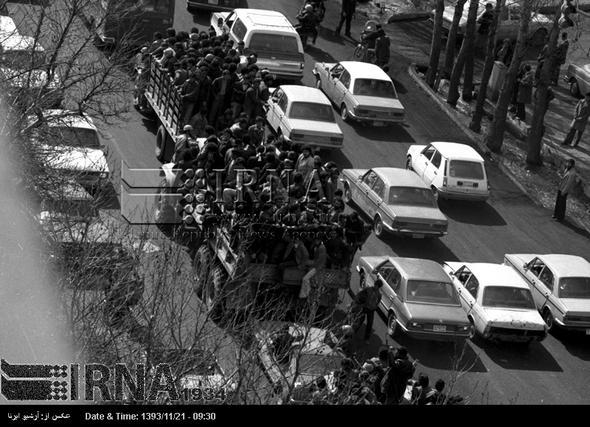 تصاویر :  22 بهمن 1357 - روز پیروزی انقلاب