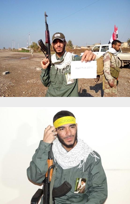 عکاس ایرانی در سامراء به شهادت رسید + تصاویر