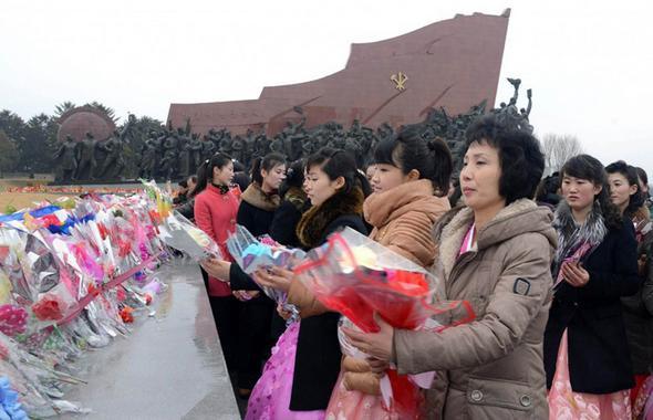 تصاویر : جشن تولد باشکوه کیمجونگایل