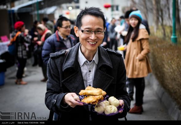 تصاویر : جشنواره عید بهاره چین در تهران