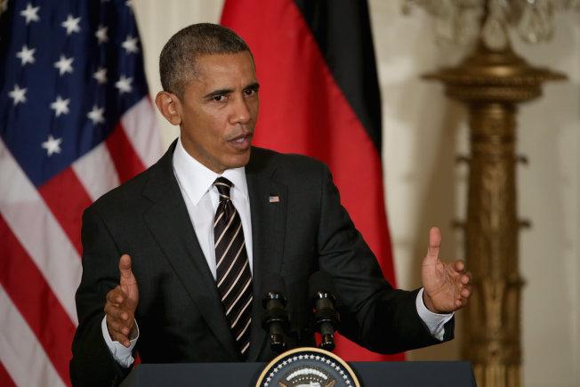 باراک اوباما: احتمال رسیدن به توافق هسته ای در مقایسه با 3 یا 5 ماه قبل بیشتر شده / اگر ایران محدودیت 10 ساله را بپذیرد، امکان توافق وجود دارد / تهران هنوز پاسخ مثبت نداده