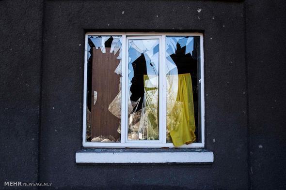 تصاویر : ايشانرانه هاي جنگ اوکراين