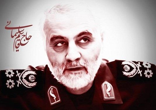 ژنرال سلیمانی در پشت صحنه ی مقابله ی راهبردی با داعش / او برای نابودی داعش از سایه بیرون آمد