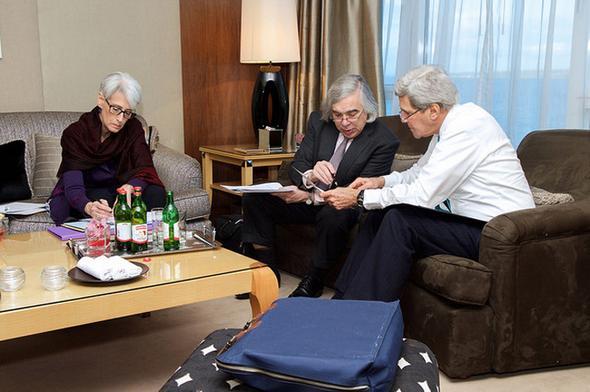 تصاویر : آخرین روز مذاکرات هستهای در ژنو