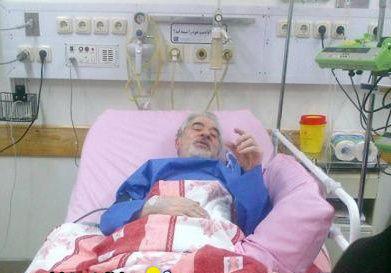 عکس/ میرحسین موسوی پس از 3 سال حصر خانگی
