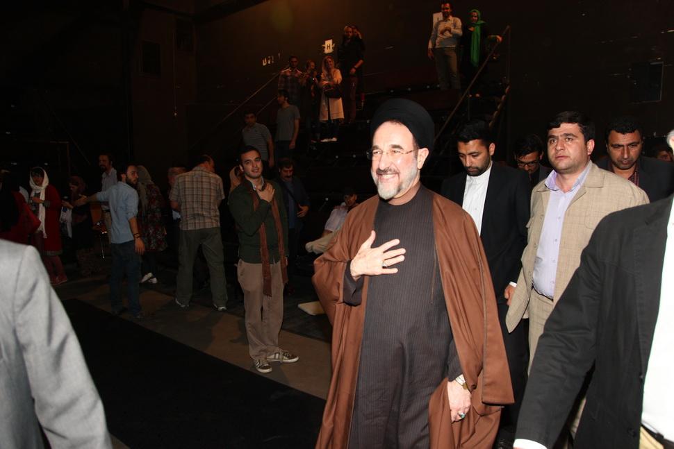 سید محمد خاتمی, هم هوایی