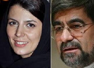 علی جنتی : لیلا حاتمی غافلگیر شد / سعی حاتمی بر پوشش متین بود + عکس