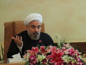 روحانی : مردم به افراطیون بگویند گوششان بدهکار نیست / فوتبالیست ها در برابر آرژانتین دلاورانه بازی کنند / اگر تیم ملی صعود کند دولت جایزه ویژه ای برای آنها در نظر دارد / دختران ما نیاز به نشاط و ورزش و سلامت دارند