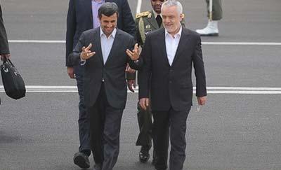 محمدرضا رحیمی, محسنی اژه ای, سعید مرتضوی, بابک زنجانی