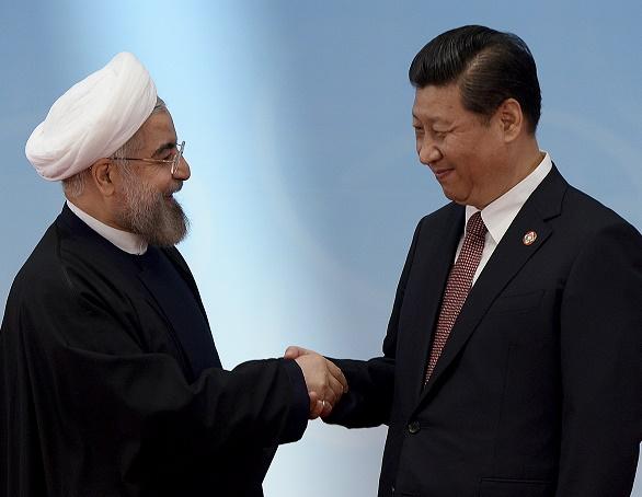 روابط ایران و چین, مذاکرات هسته ای