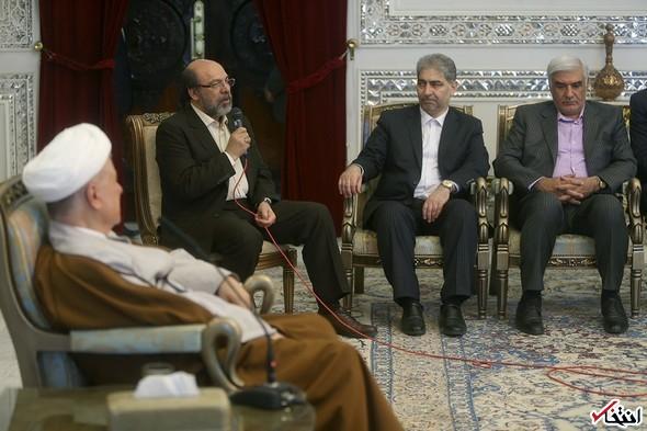 دیدار نوروزی موسی خادمی با هاشمی رفسنجانی (+تصاویر) - پایگاه خبری تحلیلی بویرنیوز | Boyer News
