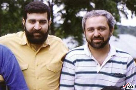 تصویر: ظریف، 20 سال پیش