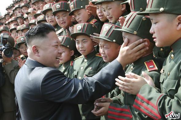 تصاویر : زندگی کودکان در کره شمالی