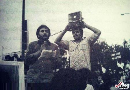 عکس : سخنراني 35 سال پيش ظريف در آمريکا