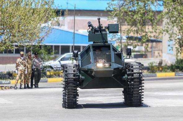 تصاویر : تجهیزات جدید نیروی زمینی ارتش