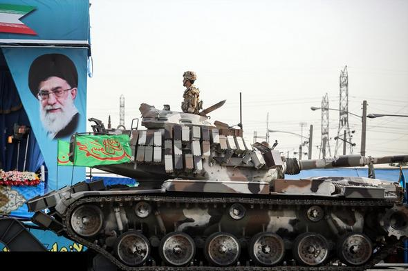 تصاویر : مراسم رژه روز ارتش