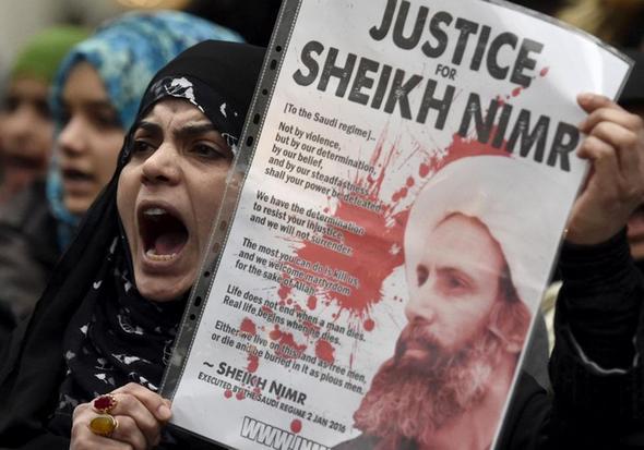 تصاویر : گزارش رویترز از «خشم شیعیان»