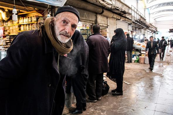 تصاویر : بازار سنتی همدان