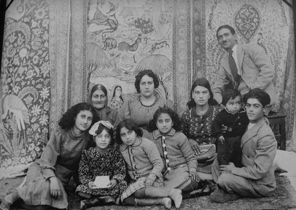 تصاویر : مردم در آغاز عصر پهلوی