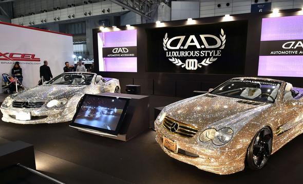تصاویر : نمایشگاه خودرو توکیو 2016
