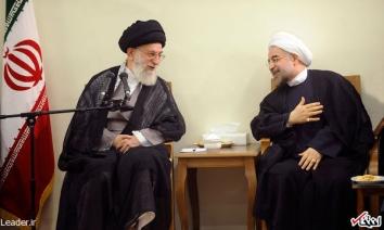 پاسخ مقام معظم رهبری به نامه رئیس جمهور درباره برجام: تشکر از روحانی، ظریف و هیئت مذاکره کننده