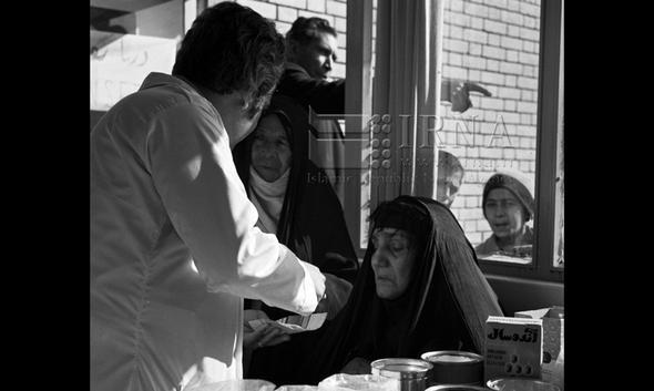 تصاویر : اخراج ایرانیان مقیم عراق از این کشور در1350
