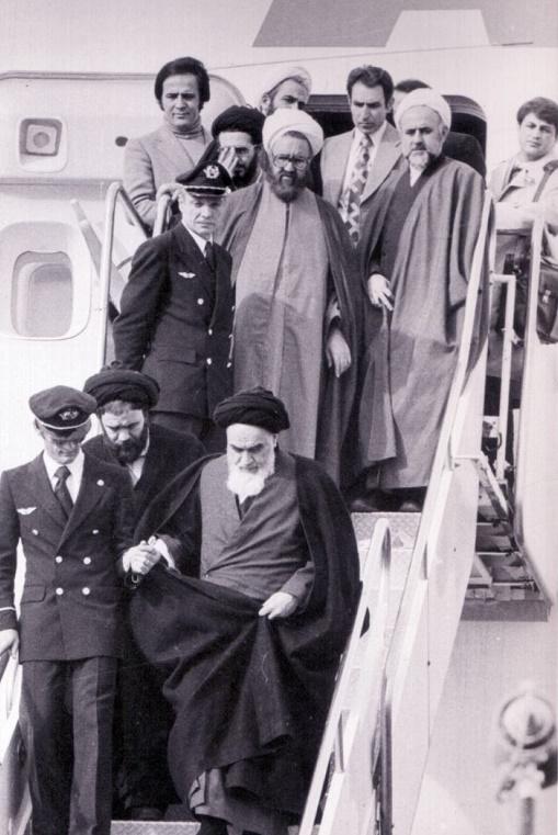 Картинки по запросу شهید مطهری خمینی