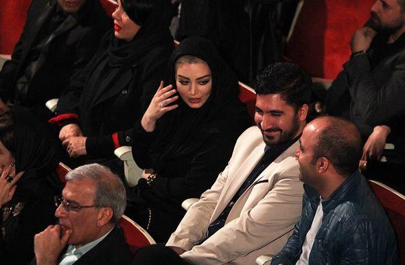 تصاویر : ستارگان در افتتاحیه جشنواره فجر