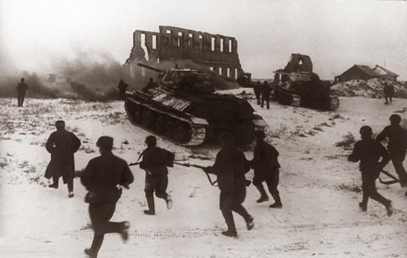 تصاویر : آغاز شکست هیتلر